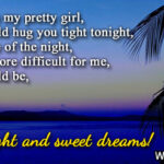 Goodnight Messages For My Girlfriend Twitter