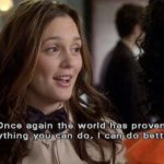 Gossip Girl Quotes Blair