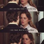 Gossip Girl Quotes Blair and Chuck