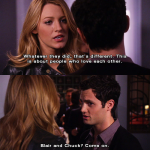 Gossip Girl Quotes Serena and Dan