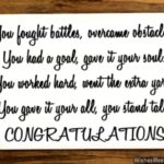 Graduation Quotes For Husband