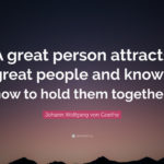 Great Person Quotes