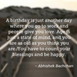 Great Quotes about Age