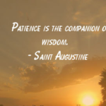 Great Quotes about Patience