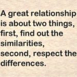 Great Quotes about Relationships