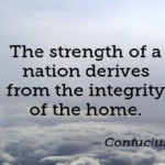Great Quotes by Confucius about Home