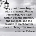 Great Quotes by Harriet Tubman about Strength