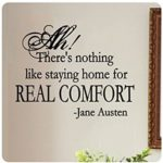 Great Quotes by Jane Austen about Home