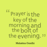 Great Quotes by  Mahatma Gandhi about Religion
