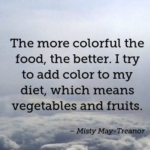 Great Quotes by Misty May-Treanor about Diet