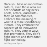 Great Quotes by Neil deGrasse Tyson about Science
