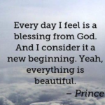 Great Quotes by Prince about Morning