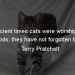 Great Quotes by Terry Pratchett about Pet