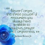H. Jackson Brown, Jr. Quotes About Forgiveness