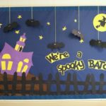Halloween Bulletin Board Sayings