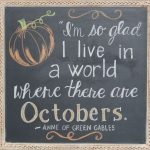 Halloween Chalkboard Quotes
