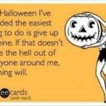 Halloween Coffee Quotes