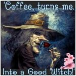 Halloween Coffee Quotes