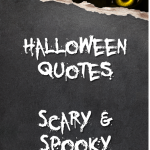 Halloween Ghost Sayings