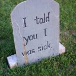 Halloween Gravestone Sayings