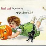 Halloween Greeting Card Sayings