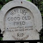 Halloween Headstone Sayings