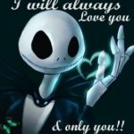 Halloween I Love You Quotes
