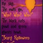Halloween Owl Quotes
