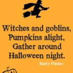 Halloween Sayings For Signs