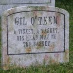 Halloween Tombstone Quotes Funny