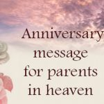 Happy Anniversary Mom And Dad Poems