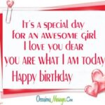 Happy Birthday Girlfriend Images Pinterest
