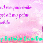 Happy Birthday To My Granddaughter Tumblr