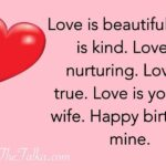 Happy Birthday Wishes For Wife Twitter