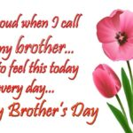 Happy Brothers Day Images Pinterest