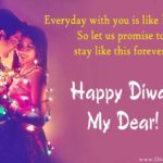 Happy Diwali Wishes To Wife