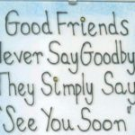 Happy Farewell Quotes and Sayings