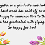 Happy Graduation Daughter Facebook