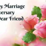 Happy Marriage Anniversary To Friend Tumblr