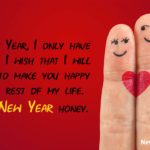 Happy New Year Message To My Girlfriend Twitter