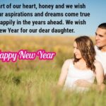 Happy New Year Wishes To Wife Pinterest