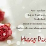 Happy Rose Day 2021 Quotes