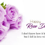 Happy Rose Day Quotes Facebook