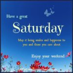 Happy Saturday Quotes Twitter