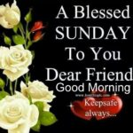 Happy Sunday Quotes For Friends Facebook