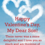 Happy Valentines Day My Son Quotes Twitter