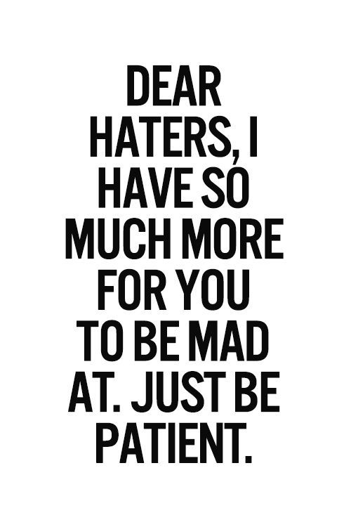 Hater Jealousy Quotes Tumblr Upload Mega Quotes