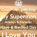 Have A Blessed Day My Love