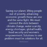 Health Quotes by Ban Ki-moon