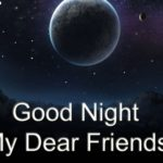 Heart Touching Good Night Sms For Girlfriend